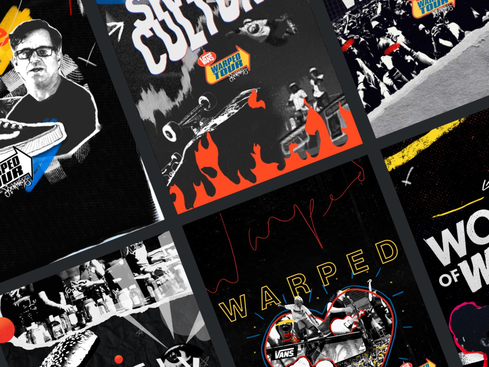 25 Years of Vans Warped Tour